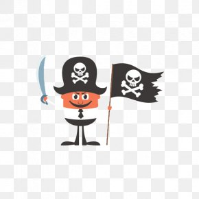 Black Pirate Flag - Piracy Royalty-free Illustration PNG