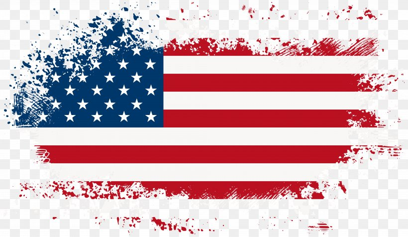 Flag Of The United States Independence Day Clip Art, PNG, 8000x4651px, United States, Banner, Brand, Flag, Flag Of India Download Free