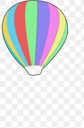 Hot Air Balloon Clipart - Clip Art: Transportation Hot Air Balloon Clip Art PNG