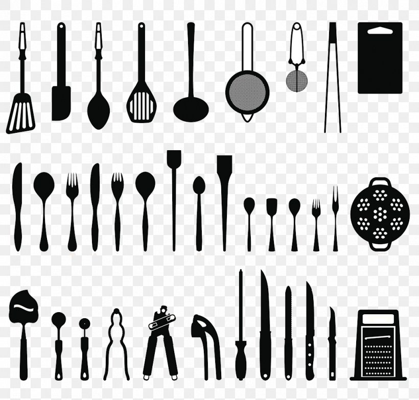 Kitchen Utensil Silhouette Stock Illustration Png 1034x988px Kitchen Utensil Black And White Brand Cartoon Cookware And