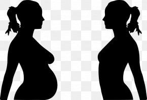 Pregnancy - Teenage Pregnancy Woman Clip Art PNG