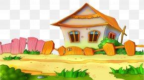 1 2 Written - Gingerbread House Desktop Wallpaper Clip Art PNG