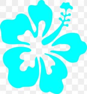 Blue Hibiscus Cliparts - Hibiscus Schizopetalus Hawaiian Hibiscus Alyogyne Huegelii Clip Art PNG