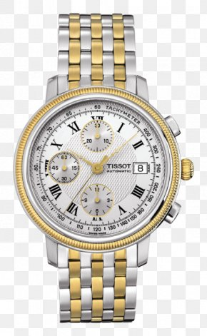 Watch - Tissot Le Locle Rolex Datejust Watch Chronograph PNG