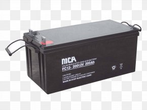 Black Motorcycle Battery - Battery PNG