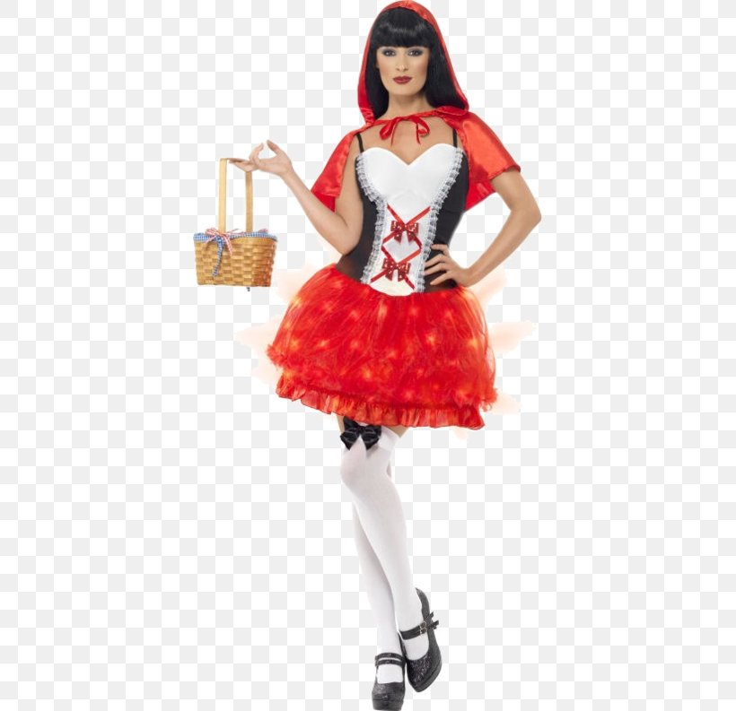 Big Bad Wolf Little Red Riding Hood Costume Clothing Png