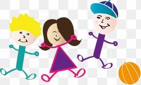 Enfant - Child Logo Extended Day Program France PNG