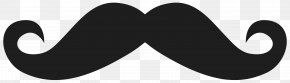 No Shave Movember Day Mustache Image - Logo Brand Black And White Font PNG