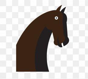 Ancient Horse Sculpture - Mustang Caballo (sculpture) PNG