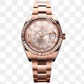Rolex - Rolex Daytona Rolex Sea Dweller Watch Gold PNG