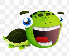 Funny Turtle - Turtle Joke Cartoon Download PNG