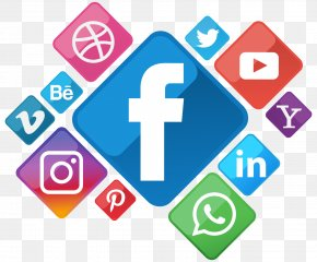 Social Media - Social Media Marketing Digital Marketing Advertising PNG