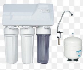 Water Purification - Water Filter Reverse Osmosis System PNG