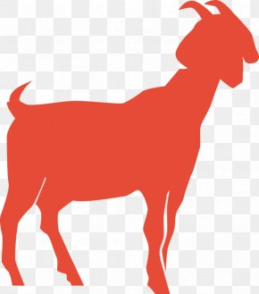 Goat - Goat Sheep Cattle Mammal Dog PNG