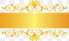 Golden Ornate Frame - Cavi's Cash For Gold Download PNG