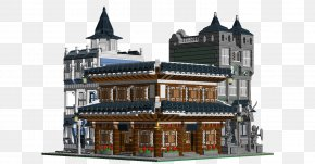 Building - Historic House Museum Building Middle Ages Facade PNG