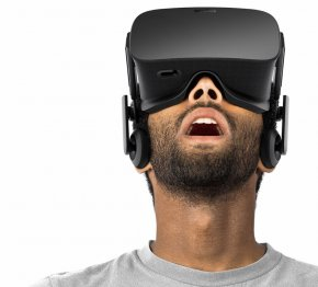 Electric Razor - Oculus Rift Virtual Reality Headset Samsung Gear VR HTC Vive PNG