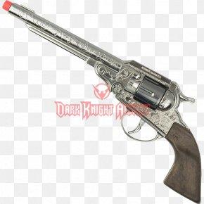 Cowboy Shooting Carts - Revolver Trigger Firearm Gun Barrel Air Gun PNG