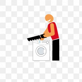 Washing Machine Repair - Home Appliance Washing Machine PNG