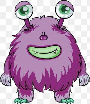 Cartoon Monster - Monster Royalty-free Clip Art PNG