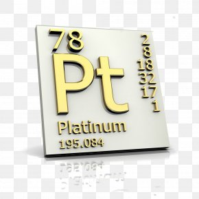 Periodic Table - Lead-207 Metal Atomic Number PNG