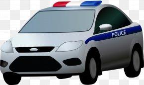 Vector Police Car - Police Car Euclidean Vector PNG