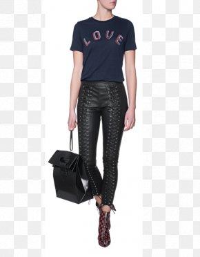Fashion Woman Printing - T-shirt Jeans Leggings Sleeve Kenzo PNG