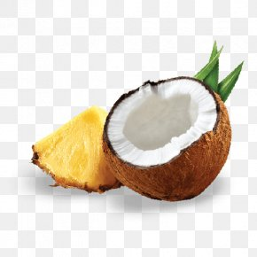 Pineapple Coconut Water Electrolyte Drink - Coconut Water Piña Colada Juice Pineapple Weipa Shop CloudFall PNG