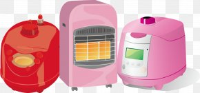 Rice Cookers Oven Appliance Background Material - Toaster Home Appliance Oven PNG