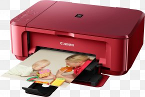 Printer Image - Multi-function Printer Canon Inkjet Printing Image Scanner PNG