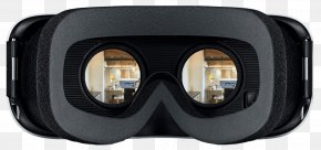 3d Virtual Reality Headset Samsung - Goggles Virtual Reality YouVisit Glasses PNG