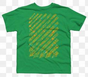 Gold Label Yacht Lapel T Shirt - T-shirt Sleeve Green Font PNG