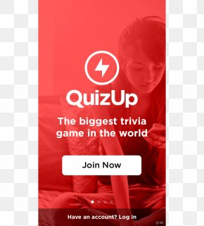 Join Us - QuizUp Game Android Trivia PNG