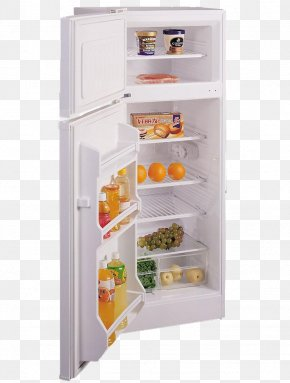 Refrigerator - Refrigerator Food Refrigeration Kitchen Home Appliance PNG