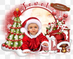 Santa Claus - Santa Claus Christmas Ornament Paint Shop Pro 7 Christmas Tree PNG