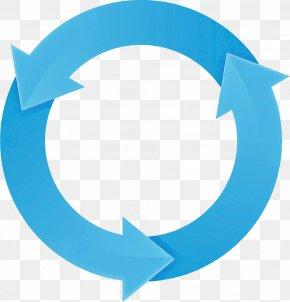 Logo Symbol - Turquoise Aqua Circle Symbol Turquoise PNG