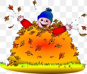 Fall Activities Cliparts - Play Autumn Leaf Color Autumn Leaf Color Clip Art PNG