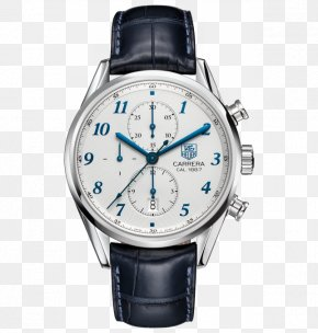 Watch - Automatic Watch TAG Heuer Carrera Calibre 5 Chronograph PNG