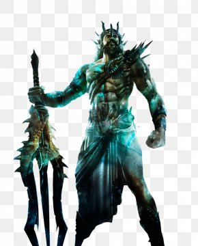 Gods - God Of War: Ascension Hades Poseidon Zeus PNG