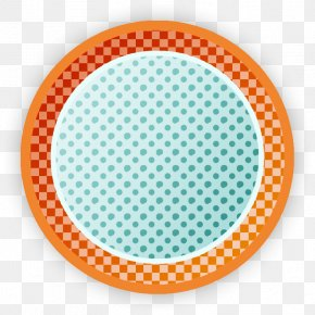 Color Circle Creative Design Element - Light Picture Frame Circle Illustration PNG