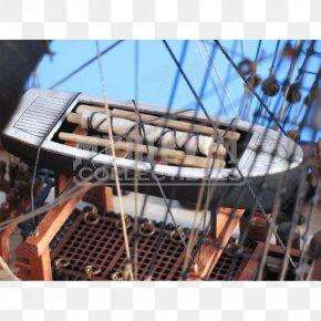 Ship - Queen Anne's Revenge Piracy Ship Model Sail PNG