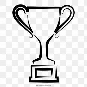 Trophy - Trophy Drawing Coloring Book Money PNG