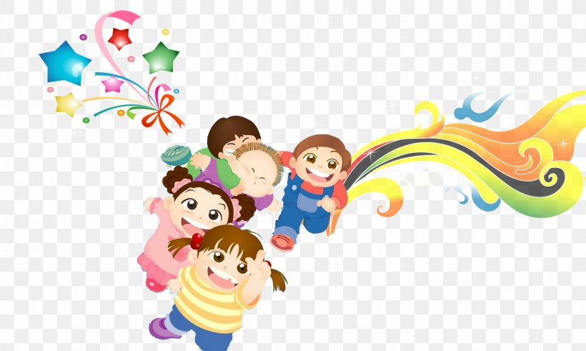 Childrens Day Data Computer File, PNG, 2362x1415px, Child, Area, Art, Cartoon, Childrens Day Download Free