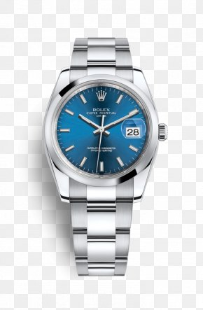 Rolex - Rolex Datejust Rolex Oyster Perpetual Date Automatic Watch PNG