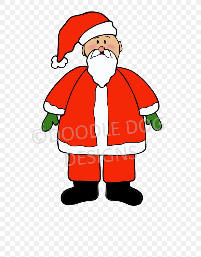 Santa Claus Clip Art Christmas Day Thumb Illustration, PNG, 709x1044px, Santa Claus, Area, Cartoon, Christmas, Christmas Day Download Free