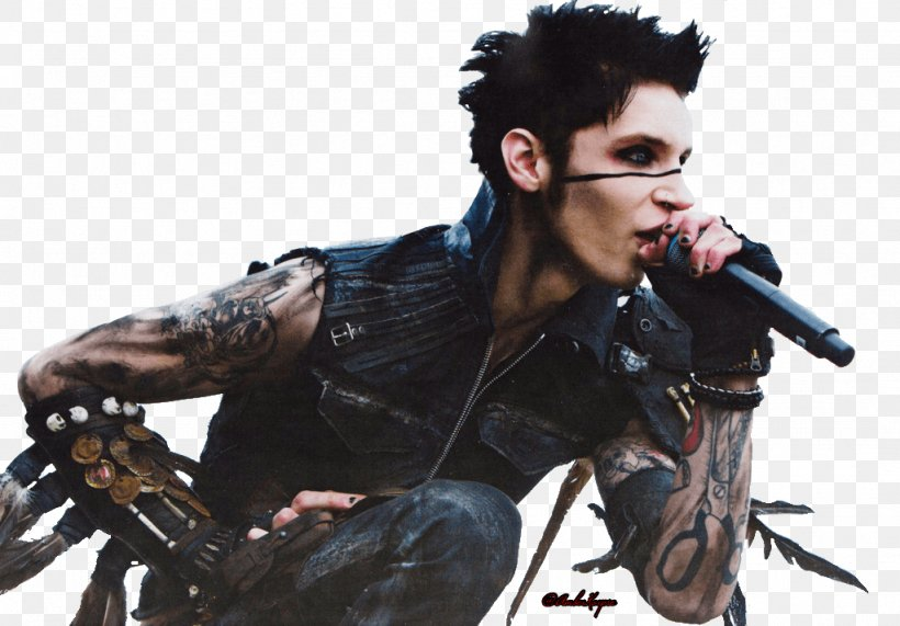 Andy Biersack Desktop Wallpaper Black Veil Brides Png