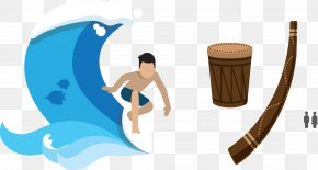 Australia Surf Instruments - Australia Travel Shutterstock Euclidean Vector PNG