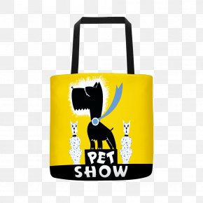 Pet Flyers - Tote Bag Art Advertising Dog PNG