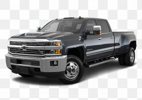 Chevrolet - 2018 Chevrolet Silverado 3500HD Car Dealership Vehicle PNG
