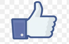 Facebook Like - Facebook Like Button Clip Art PNG